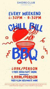 April 2019 Chill Bill BBQ