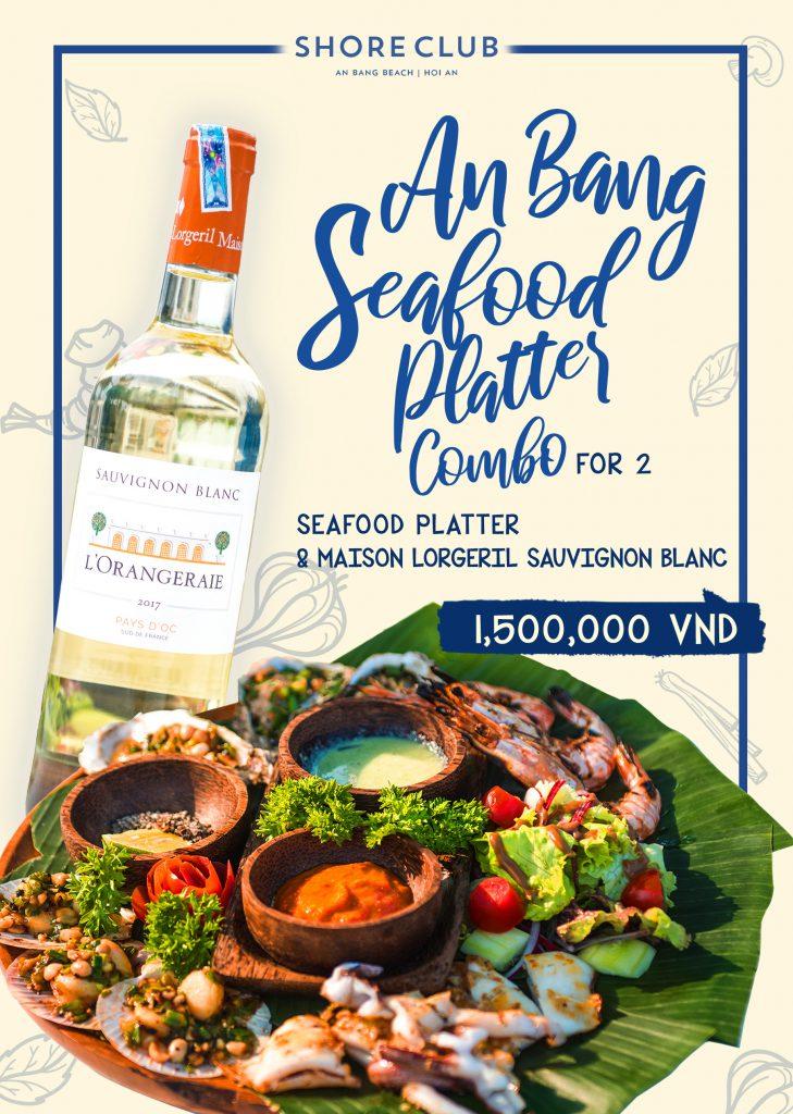 An Bang Seafood Platter for 2