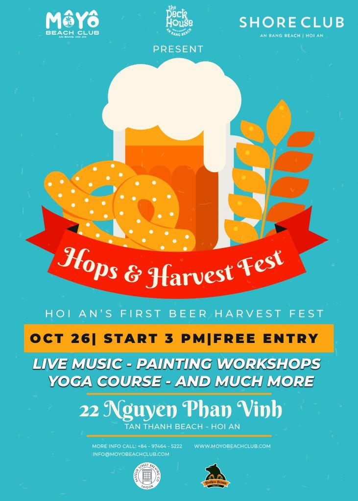 Hops & Harvest Festival 2019