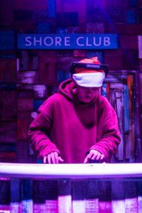 Get ready to dance with DJ Dark on the decks